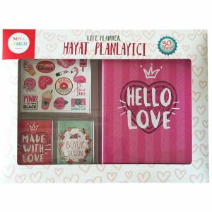 Hayat Planlayıcı Make Plans Hello Love