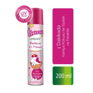 URBAN CARE DRY SHAMPOO UNİCORN BELİEVE İN MAGİC 200 ML