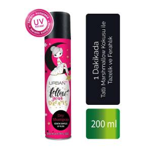 URBAN CARE DRY SHAMPOO  FOLLOW YOUR DREAMS 200 ML
