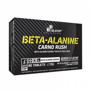 Olimp Beta Alanine Carno Rush 80 Tablet AROMASIZ