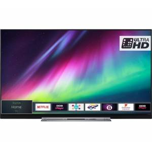 TOSHIBA 55U7863DG 140CM ULTRAHD 4K UYDULU SMART WIFI BT ULTRAİNCE METALİK LED TV LED TV