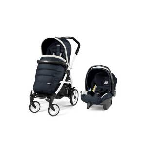 Peg Perego Book 51 B-W Completo Ts Luxe Blue
