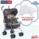 TommyBaby Ottoman Gold