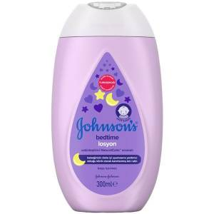 Johnsons Bedtime Bebek Losyonu 300 ml