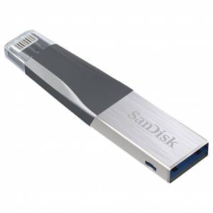 Sandisk iXpand Mini 64GB iPhone iPad USB Flash Bellek SDIX40N-064G-GN6NN