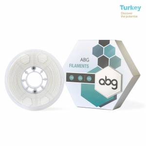 ABG Filament 175 mm Beyaz ABS