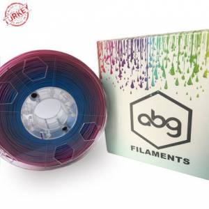 ABG Filament 175 mm MultiColour ABS