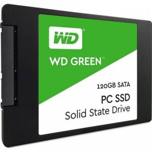 WD 120 GB 2.5 SATA3 SSD 545MB/S 3DNAND WDS120G2G0A