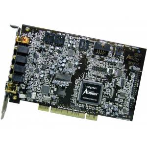 Creative SB0090 Sound Blaster Audigy EAX 5.1 CHL Sound Card