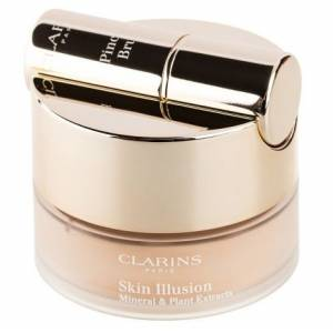 Clarins Skin İllusion Loose Powder Fondöten 110