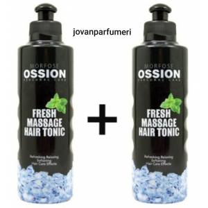 Ossion Fresh Massage Hair Tonic Saç Toniği 250ml x 2 adet