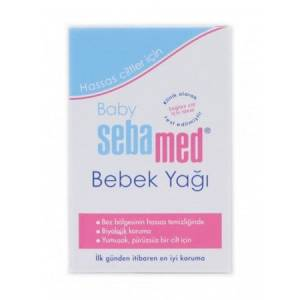 SEBAMED BABY OIL BEBEK YAĞI 150ML