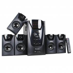Music D.J. MD-9500BT 5+1 Bluetooth Surround Hoparlör Sistemi