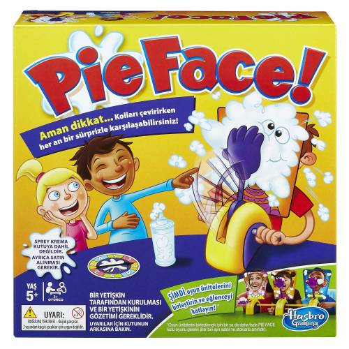 Hasbro Gaming - Pie Face Yeni E2762