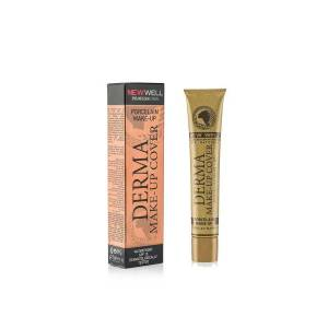 New Well Derma Make-Up Cover Foundation - Nickel