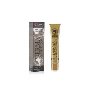 New Well Derma Make-Up Cover Foundation - Platinium