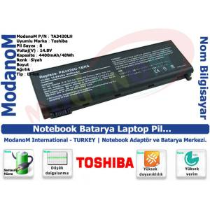 Toshiba Satellite L30-134 Batarya Laptop Pil Toshiba Satellite L30-135 Batarya Laptop Pil