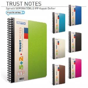 GIPTA TRUST NOTES SP.SEP. PP KAPAK DEFTER  A4