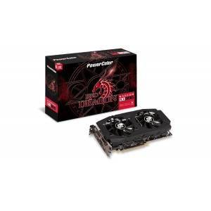 PowerColor AXRX 580 8GBD5-3DHDV2/OC Red Dragon RX580 256bit GDDR5 8GB Ekran Kartı