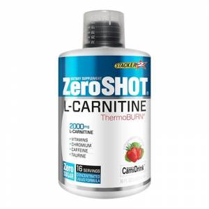 Zeroshot Zero Shot L-Carnitine Thermo Burn 480 Ml ÇİLEK