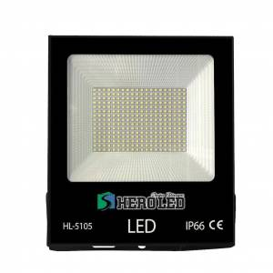 100 WATT LED PROJEKTÖR SMD TRAFO'LU 300 LED'Lİ (IP66)