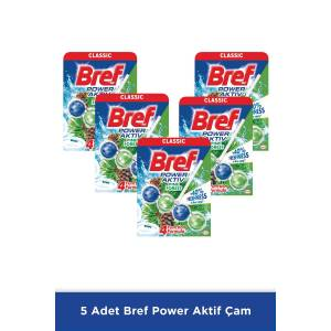 Bref Power Aktiv Çam Single Pack Mix 5li