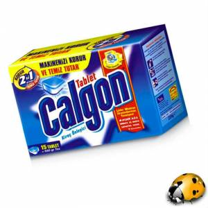 CALGON TABLET 15ad.