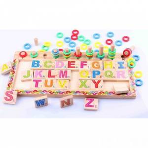 Learning Toys Knows English Logarithminc Board