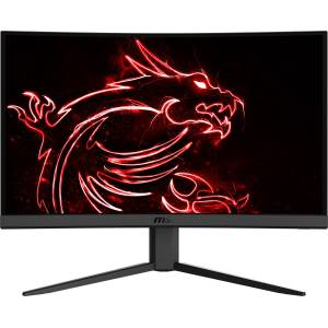 23.6 MSI OPTIX G24C4 FHD VA 144HZ 1MS HDMI+DP CURVED GAMING MONITOR