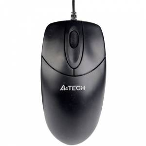 A4 Tech OP-720 Optik Mouse PS2 Siyah