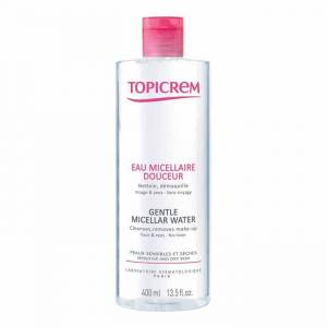 Topicrem Gentle Micellar Water Face and Eyes 400ml