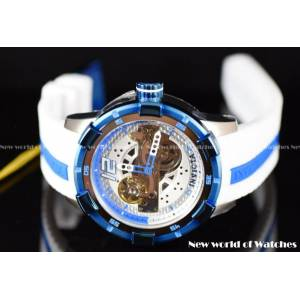 invicta 51mm S1 Rally White Auto 26621 Erkek Kol Saatii
