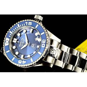 invicta Grand Diver Gen II  Blue 47mm 19799 Erkek Kol Saatii