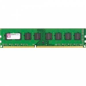 KINGSTON DDR3 4gb 1600mhz Value KVR16N11S8/4 PC Ram CL11 240pin Kutulu (PC3-12800)