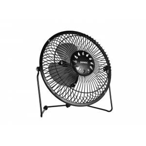 Everest EFN-487 Usb 6 inc Masaüstü Metal Beyaz Fan