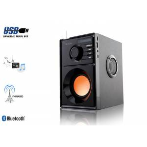 Mikado MD-10B 5W+2.5W2 Usb + McSD+Fm Destekli Bluetooth Speaker