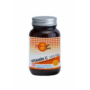 Force Nutrition Vitamin C 1000 mg 120 Tablet