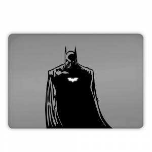 Batman - Yarasa Adam Karakteri Apple Macbook, Pro Sticker Etiket Dekoratif