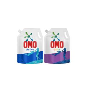 Omo Pouch Sıvı Deterjan Active 1170 ml + Pouch Color 1170 ml