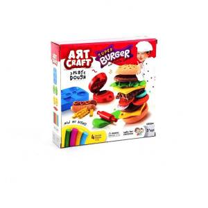 Oyun Hamuru 03554 Fen Art Craft Burger 200 Gr