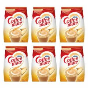 Nestle Coffee Mate 500 gr x 6 ADET SKT: 2021