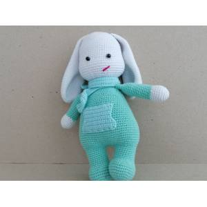 Ravelry: Green Buddy - Kid Hero by Mary Smith | Bonecas de crochê ... | 300x300