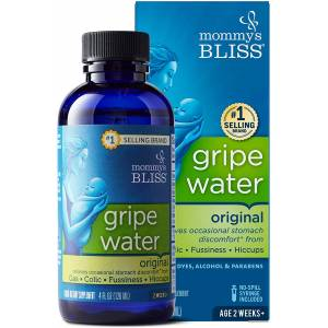 Bebek organik mommys bliss gripe water orıgınal SKT 09 .2021 120 ml