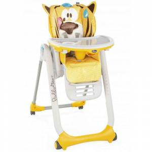 Chicco Polly 2 Start Bebek Mama Sandalyesi Sarı