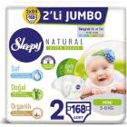 Sleepy Natural Külot Bez 5 Beden 48 Adet
