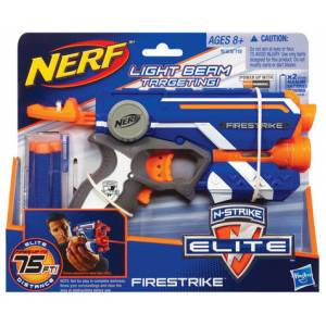 Nerf Elite Firestrike Xd - 53378
