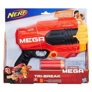 Nerf N-Strike Mega Tri-Break - E0103