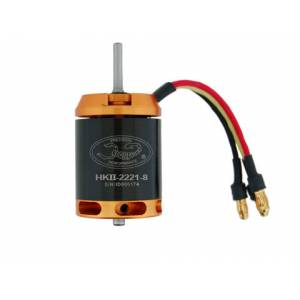 Scorpion HKII-2221-8 Brushless Motor 3595 kv Helikopter RC Uçak RC Tekne hobi Brushless Motor