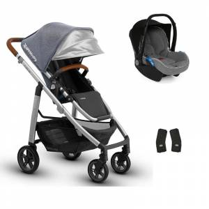 Uppababy Cruz Travel Sistem Bebek Arabası Gregory