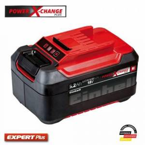 EİNHELL 18V5.2 AH PXC POWER-X-CHANGE PLUS AKÜ SOLO